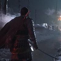 Ghost of Tsushima Title Screen Hides a Cool Secret