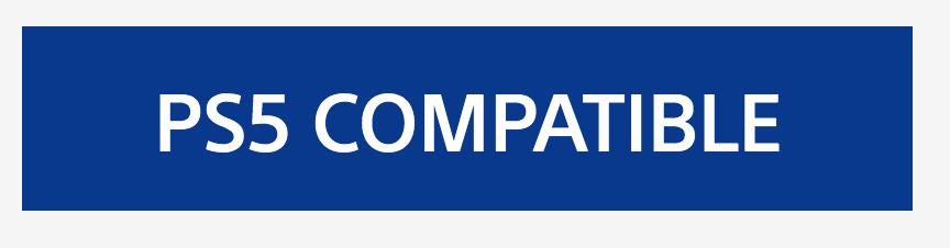 ps5 compability label