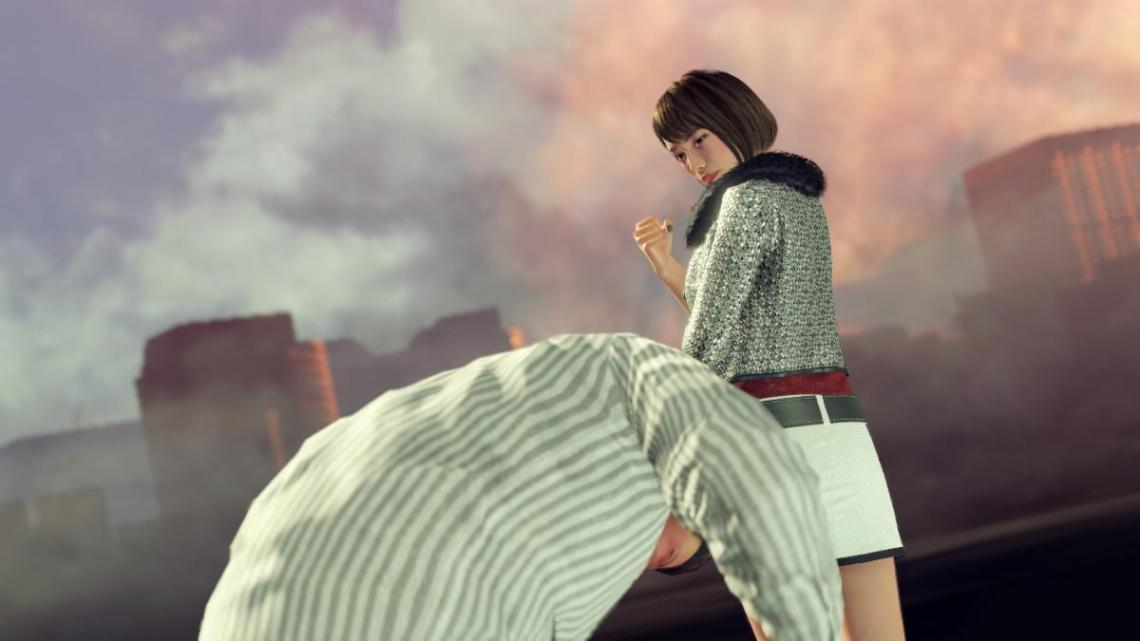 yakuza: like a dragon release date trailer
