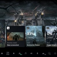PS5 UI Mockup Shows How Demon's Souls and Bloodborne Activities Will Look Like
