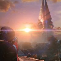 Mass Effect Legendary Edition Day One Update Improves Visuals and Performance