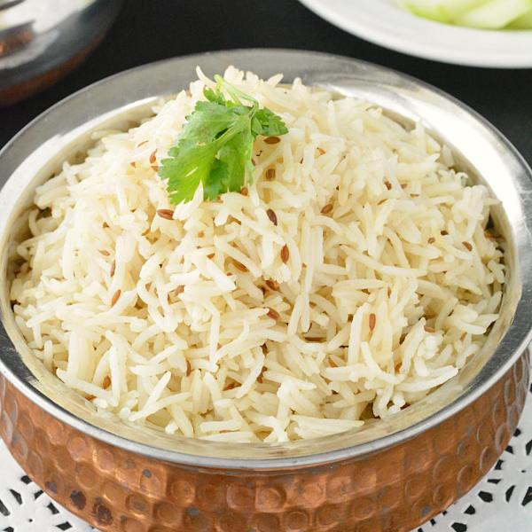 Rice Pilaf (V, Vg)