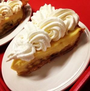Photograph of Banana Cream Pie
