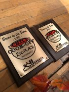 Photgraph of Brews in the the Barn 2018 Awards