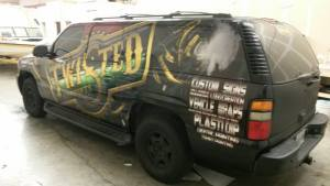 Increase longevity of vehicle wrap
