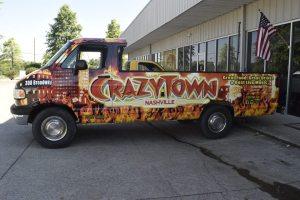 Custom vehicle wraps Nashville