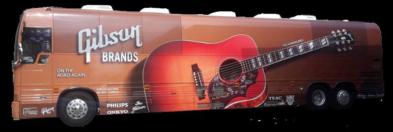 Custom guitar wrap and vinyl graphics