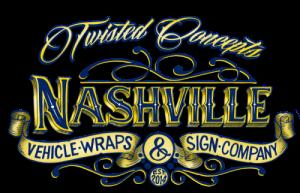 Custom vehicle wraps in Nashville