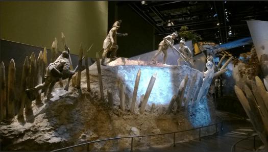 Redoubt Yorktown National Infantry Museum