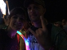Rockfest 2015 LED Hoop