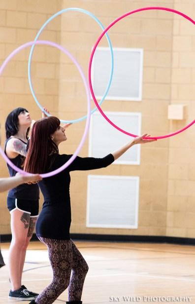 Romancing The Hoop Workshop6