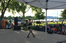Big Stage at RiverFest