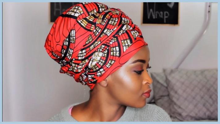iQhiya Headwrap