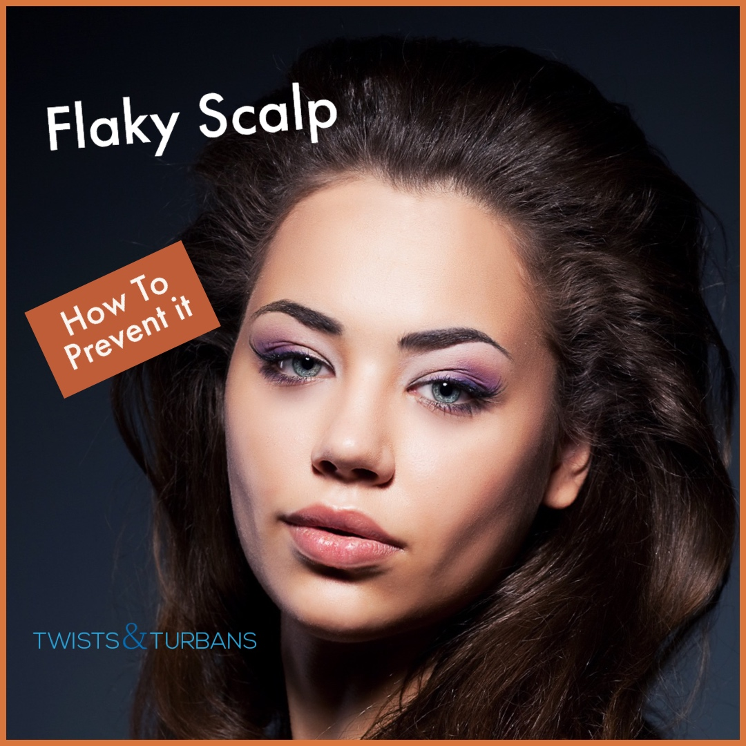 flaky Scalp