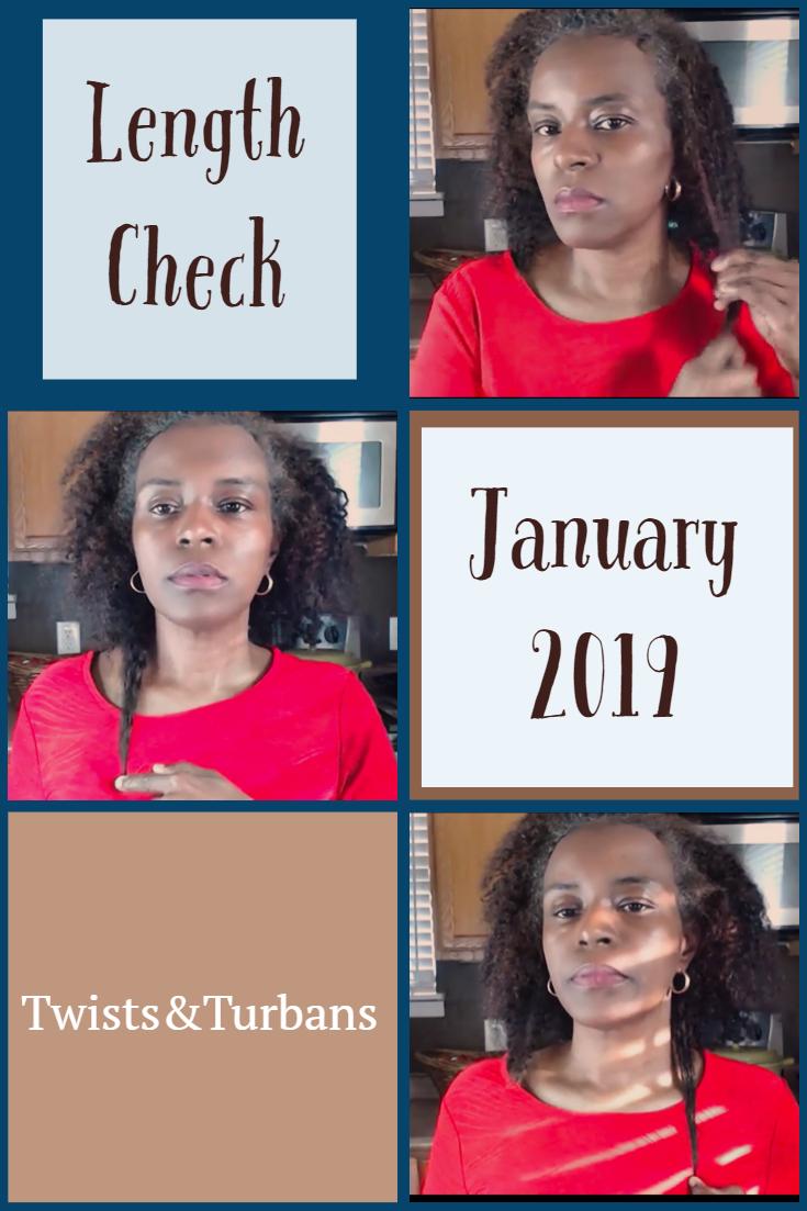 Length Check January 2019