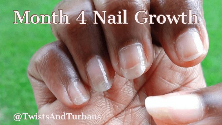 Nail Growth Goals Update