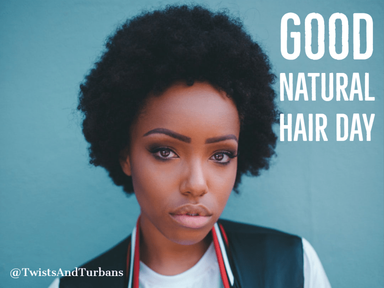 Good Hair Day | How To Get Healthy Natural Hair?