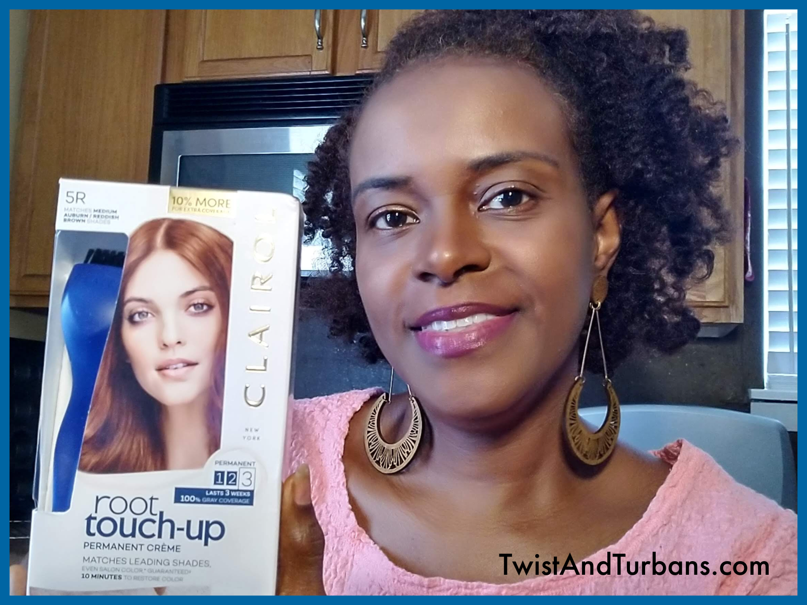Clairol Root Touch Up For Natural Hair