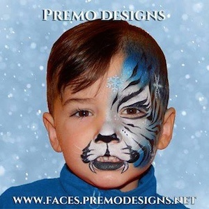 Premo Designs Face Painting