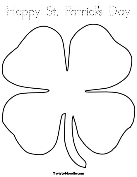 happy st patrick 39 s day coloring pages part ii