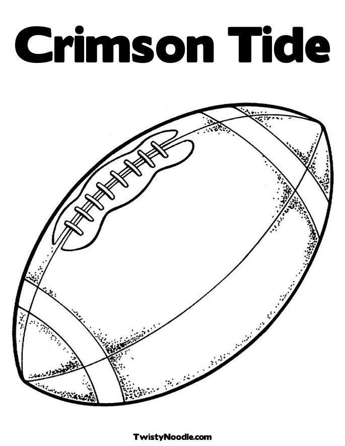alabama crimson tide coloring pages coloring pages