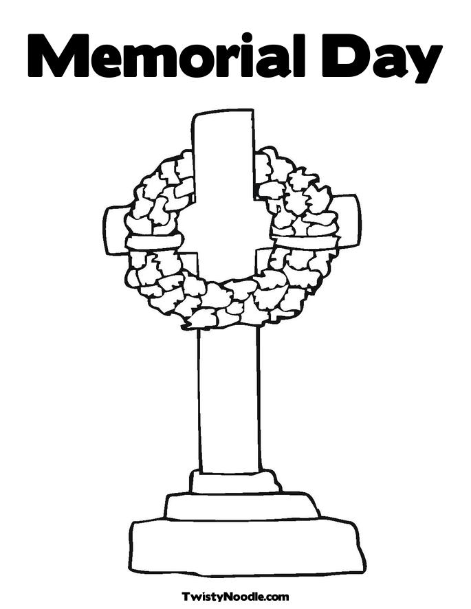 memorial day coloring pages content