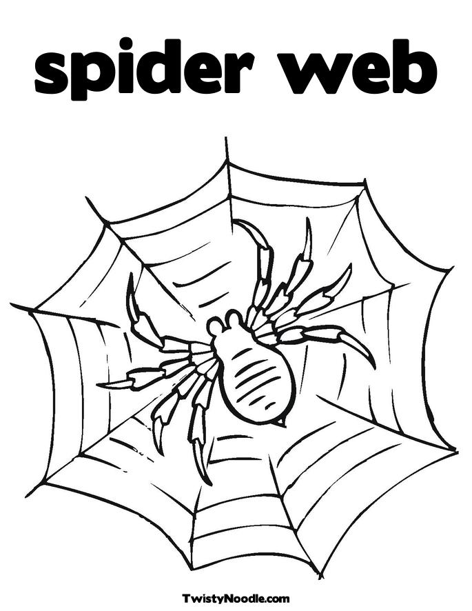 spiders coloring pages printable cooloring com