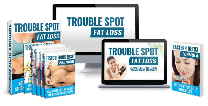 Trouble Spot Fat Loss Review