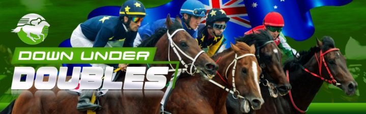 Down Under Doubles Horse racing betting service