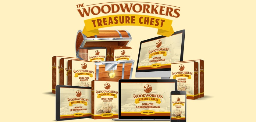 Woodworkers Treasure Chest Review