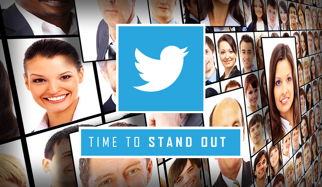 How to be an Author Who Stands Out on Twitter