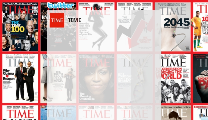 Time Magazine on Twitter