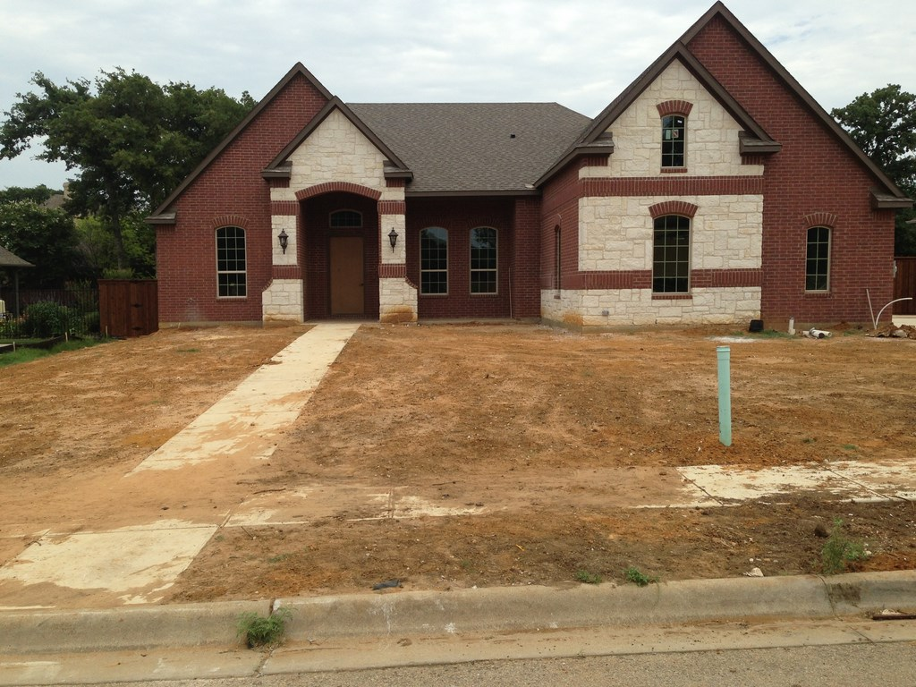 Residential Rough Post Construction Cleaning in Denton TX