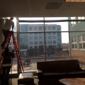 Office Post Construction Cleaning at The Shops at Legacy in Plano, TX