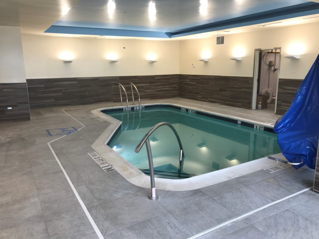 Fairfield Inn Suites Hotel Marriott Post Construction Cleaning in Van Texas 021 1024x768 Hotel Marriott Post Construction Cleaning in Van, TX