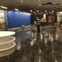 Lockheed Martin Floors Construction Clean Up in Dallas, TX