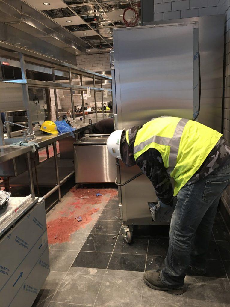 The Henry Restaurant Rough Post Construction Cleaning in Dallas TX 004 768x1024 The Henry Restaurant Rough Post Construction Cleaning in Dallas, TX