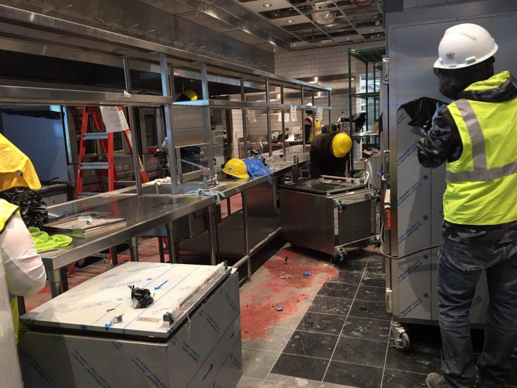 The Henry Restaurant Rough Post Construction Cleaning in Dallas TX 015 1024x768 The Henry Restaurant Rough Post Construction Cleaning in Dallas, TX