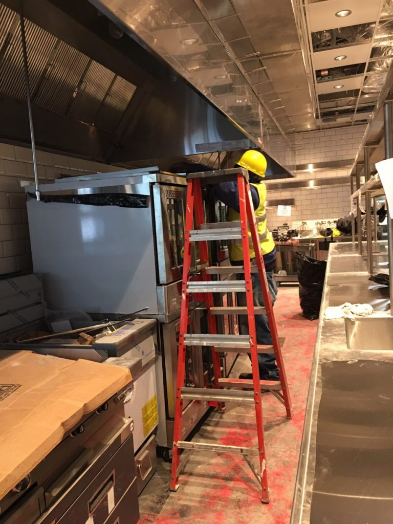 The Henry Restaurant Rough Post Construction Cleaning in Dallas TX 016 768x1024 The Henry Restaurant Rough Post Construction Cleaning in Dallas, TX