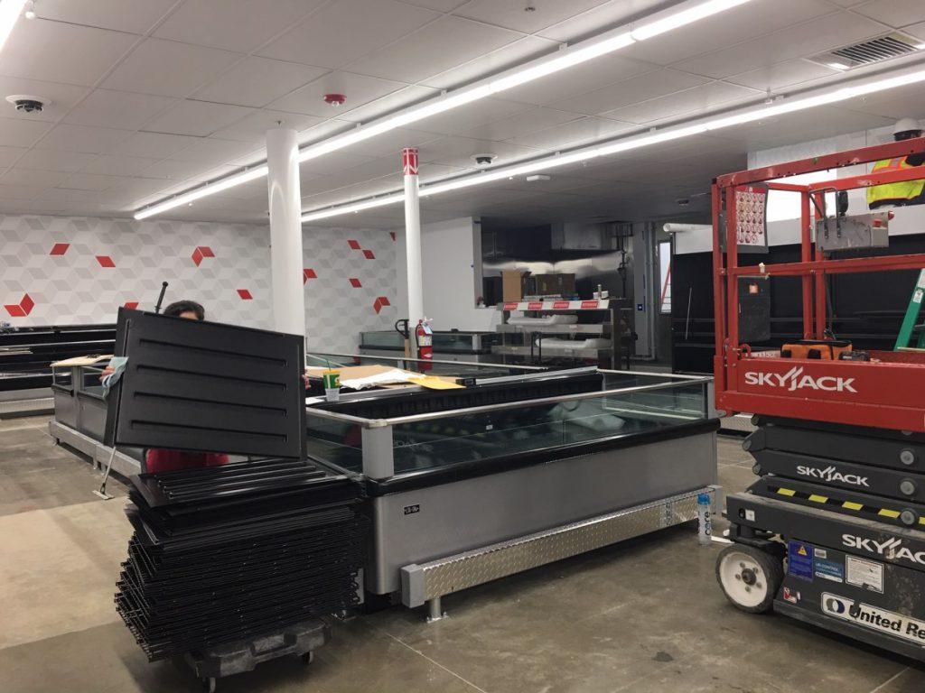 Sam's Club Store Final Post Construction Clean Up in Dallas TX 001 1024x768 Sam's Club Store Final Post Construction Clean Up in Dallas, TX
