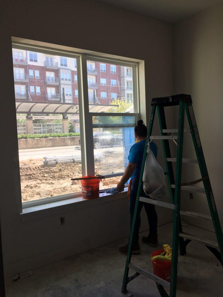 Apartment Complex Rough Post Construction Clean Up in Las Colinas TX 028 768x1024 Apartment Complex Rough Post Construction Clean Up in Las Colinas, TX
