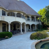 Large Mansion Post Construction Cleaning Service in Flower Mound, TX