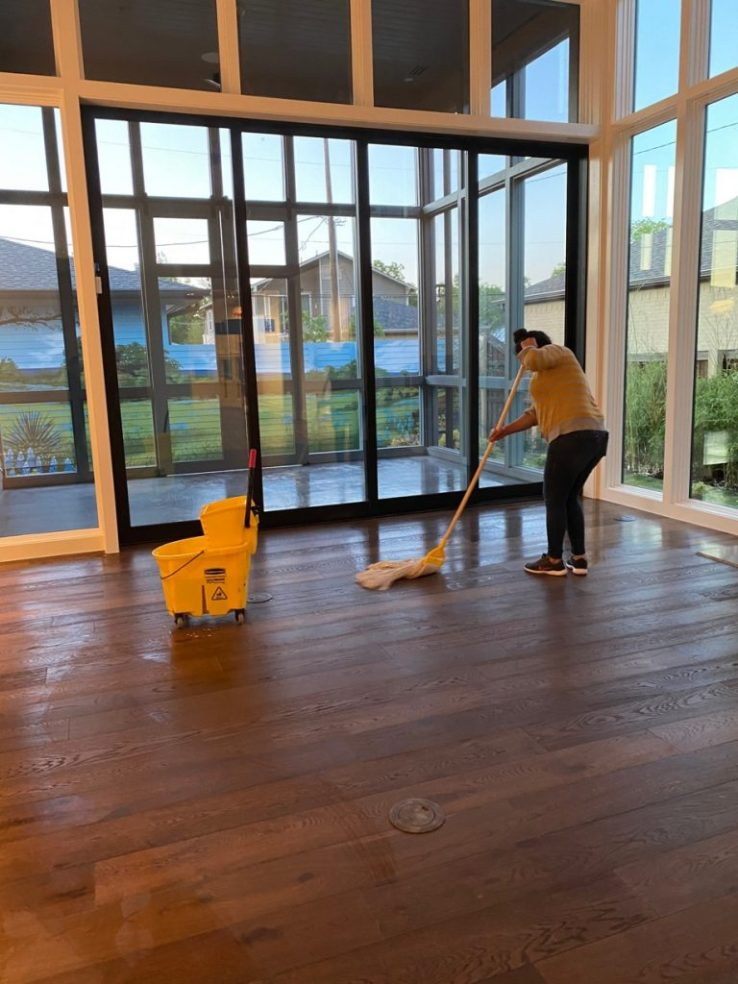Very Nice Home Final Construction Clean Up in Dallas TX 00021 768x1024 Very Nice House Final Post Construction Cleaning in Dallas, TX