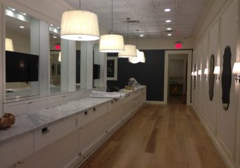 Dry Bar Post Construction Cleaning Service in Houston TX 07 a148566fb982a8d2adab6f6a5ae78432 350x245 100 crop Beauty Hair Saloon Chain Post Construction Cleaning in Houston, TX