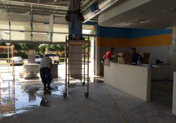 Rusty Tacos Restaurant Stripping and Sealing Floors Post Construction Clean Up in Dallas Texas 32 bbc6d978de31eb230eb7ab32dd28f530 350x245 100 crop Restaurant Chain Strip & Seal Floors Post Construction Clean Up in Dallas, TX