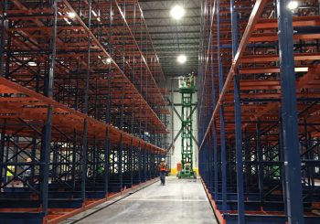 US Cold Storage Final Post construction Cleaning in Dallas TX 008 ceb195e618300c5f1473ae07e6a2c828 350x245 100 crop Cooler Warehouse Final Post Construction Clean Up in Dallas, TX