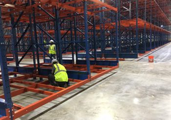 US Cold Storage Final Post construction Cleaning in Dallas TX 020 b0ed29385358bbbf3b3c9f48effc382a 350x245 100 crop Cooler Warehouse Final Post Construction Clean Up in Dallas, TX
