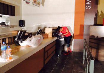Zoes Kitchen in Houston TX Final Post Construction Cleaning 15 b9d712d52e34778582a428e79b8602fb 350x245 100 crop TJ Seafood Uptown Restaurant Kitchen Deep Cleaning Service in Dallas, TX