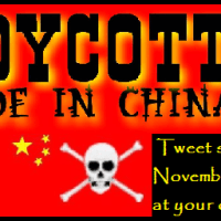 Boycott China- Tweet Storm Sheet 1
