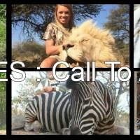CITES : Call To Action - Tweet Sheet